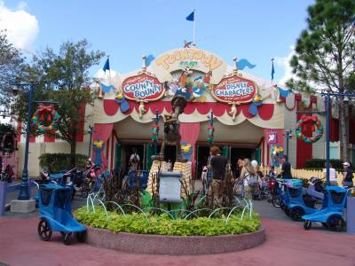 Magic Kingdom - Toontown Hall of Fame photo