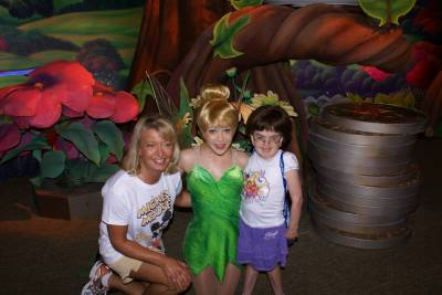 Photo illustrating <font size=1>Cam, Tink, and Stefanie