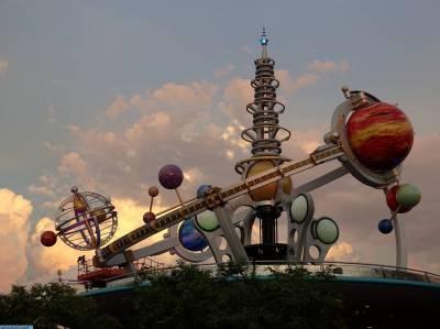 Photo illustrating <font size=1>Tomorrowland