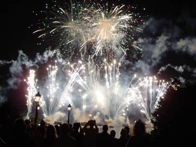 Photo illustrating Epcot - IllumiNations
