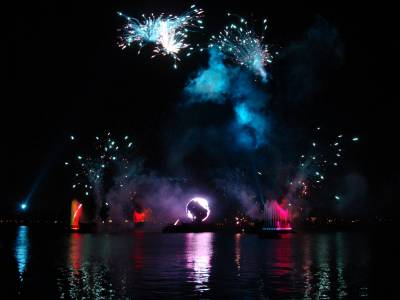 Epcot - IllumiNations photo