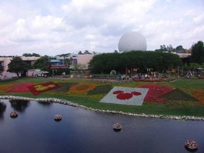 Epcot - Flower and Garden Festival photo