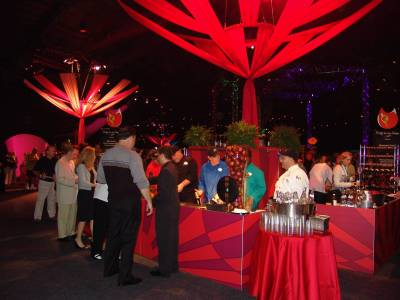 Photo illustrating Epcot - Party for the Senses