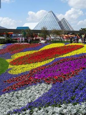 Epcot - Flower and Garden Festival 2015
