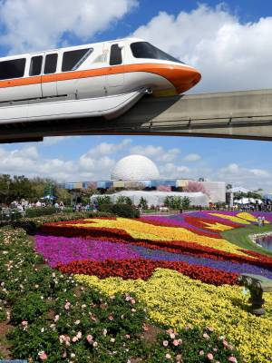 Exploring the 2017 Epcot International Flower and Garden Festival
