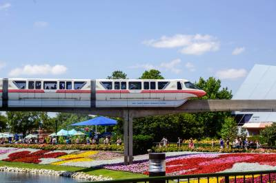 Photo illustrating Monorail 11