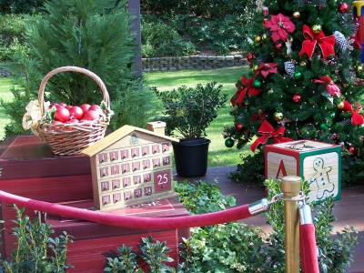 Photo illustrating Epcot - Holidays Around the World in Germany