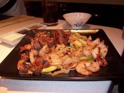EPCOT: World Showcase: Japan: Teppan Edo--Asakusa