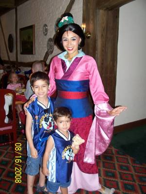 Epcot Akershus Royal Banquet Hall Passporter Photos