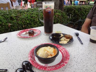 Photo illustrating EPCOT - Food and Wine Festival