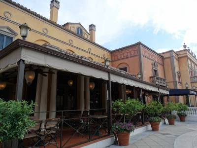 Photo illustrating Epcot - Tutto Italia