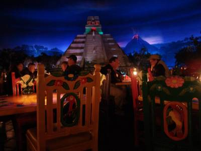 Epcot - San Angel Inn photo