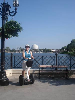 Around the World on a Segway photo