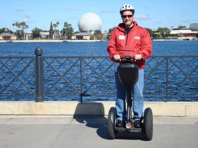 Epcot - World Showcase - Segway photo