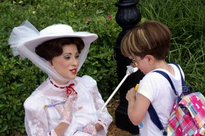 Photo illustrating Advice from Mary Poppins