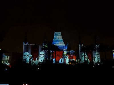 Photo illustrating Star Wars A Galatic Spectacular
