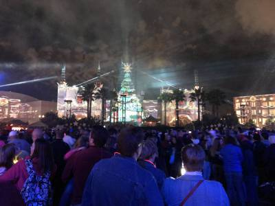 Jingle Bell, Jingle BAM! Holiday Dessert Party at Disney's Hollywood Studios