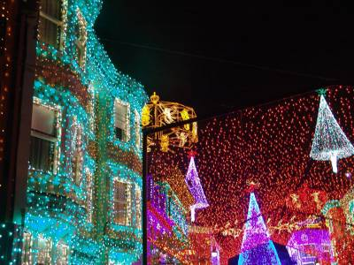 Disney's Hollywood Studios - Osborne Lights photo