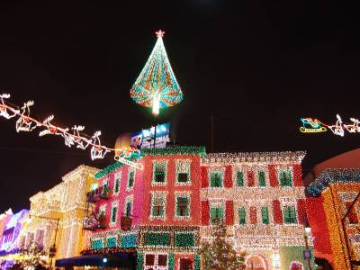 Disney's Hollywood Studios - Osborne Spectacle of Lights photo