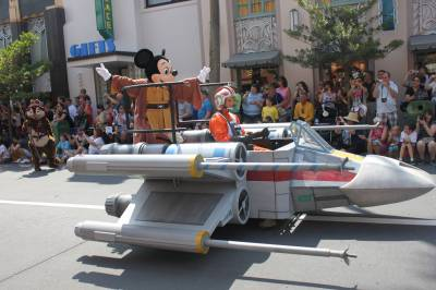 Photo illustrating Star War Weekend