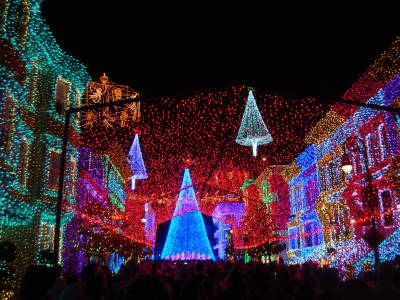 Hollywood Studios - Osborne Lights photo