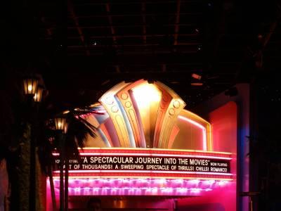 Photo illustrating <font size=1>Studios - Great Movie Ride
