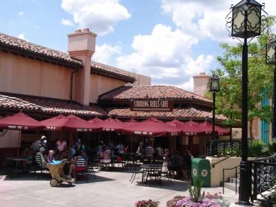 Photo illustrating <font size=1>Hollywood Studios - Starring Rolls Cafe