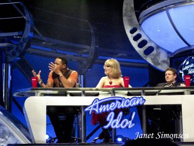 Photo illustrating <font size=1>Disney Hollywood Studios-American Idol