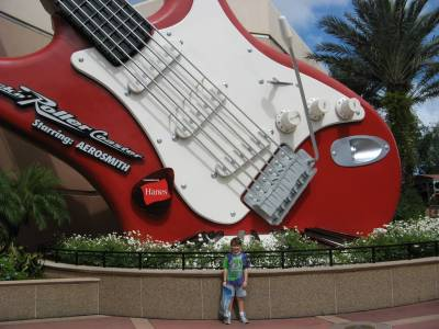 Photo illustrating Walt Disney World - Touring