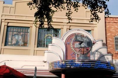 Photo illustrating <font size=1>Hollywood & Vine