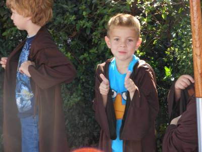 Jedi in Training photo