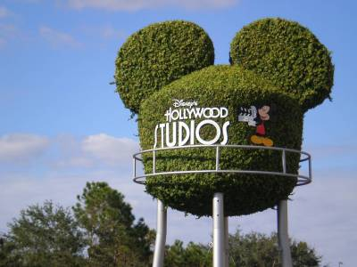 Photo illustrating Studios - Earful Tower is a Topiary