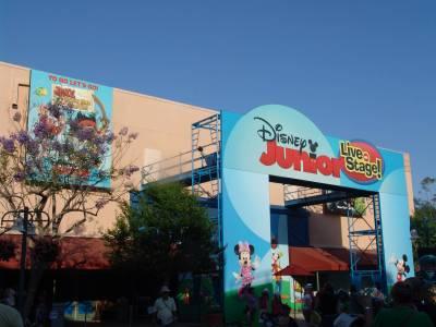 Photo illustrating <font size=1>Studios - Disney Junior Live on Stage!