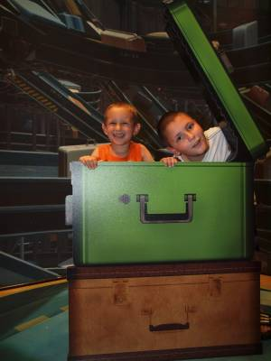 Hollywood Studios - Toy Story Photo Op photo