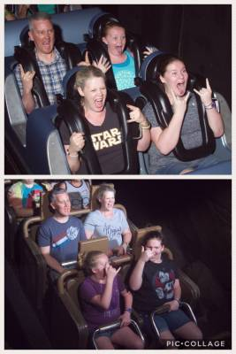 Conquering the Thrill Rides at Walt Disney World