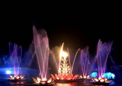 The Rivers of Light Dining Package at Tusker House