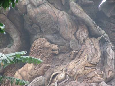 Animal Kingdom - Tree of Life photo
