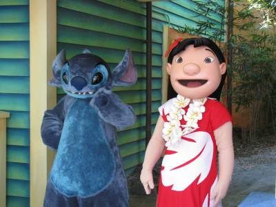 Photo illustrating Animal Kingdom - Lilo & Stitch