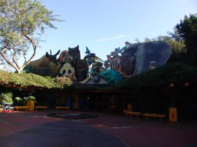 Animal Kingdom - Rafiki's Planet Watch photo