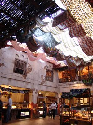 Photo illustrating Walt Disney World - Dining