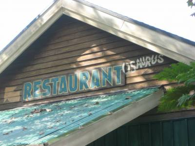 Animal Kingdom DinoLand Resturant photo