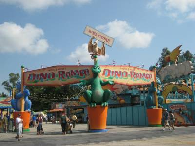 Chester and Hester's Dino-Rama photo