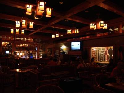 Photo illustrating <font size=1>Yacht Club - Ale and Compass lounge
