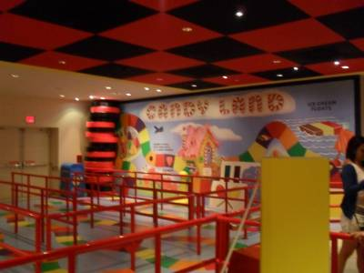 Photo illustrating Toy Story Midway Mania - queue line