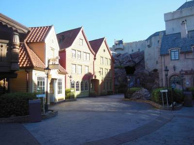Photo illustrating Epcot - Norway
