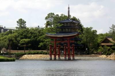 Photo illustrating <font size=1>China Pavilion