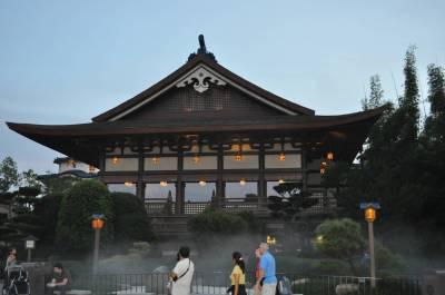 Photo illustrating <font size=1>Japan Pavillion