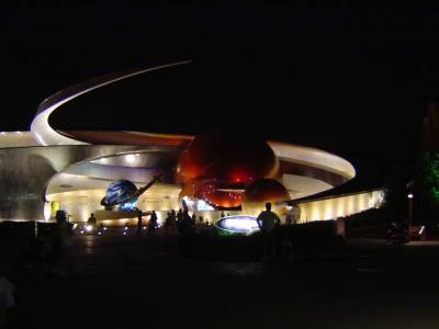 Epcot - Mission Space photo