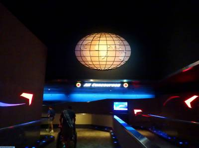 Photo illustrating Soarin - line
