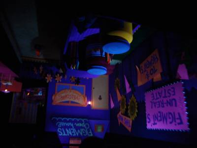 Epcot - Journey Into Imagination photo
